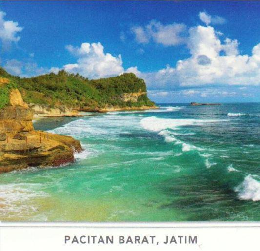 Kalender Meja 2018 Pemandangan Alam Indonesia AO 8802