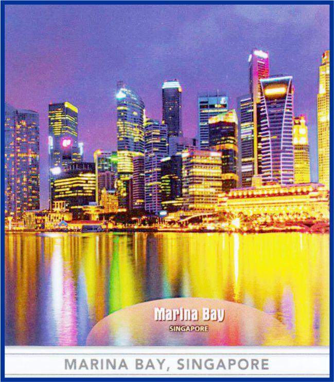 Kalender Meja 2018 Metropolitan Dunia AO 7000