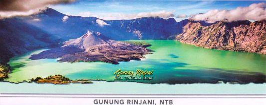 Kalender Meja 2018 Pemandangan Alam Indonesia AO 2000