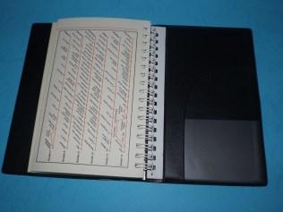 Buku Agenda Saku Spiral Pocket Diary 2018 TH Diary