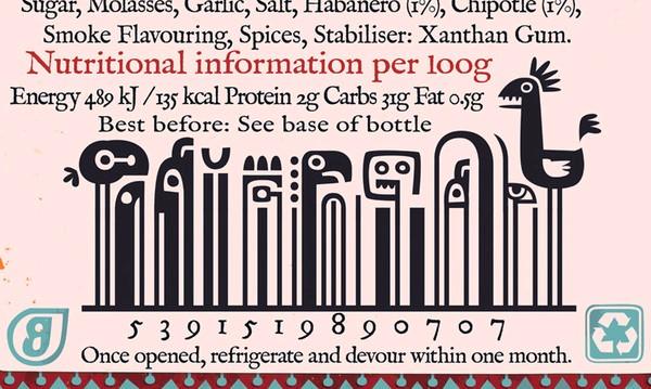 Barcode Desain Kreatif
