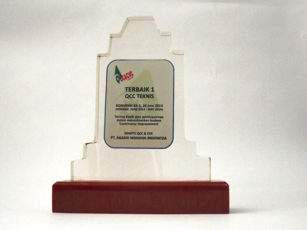 Contoh Desain Plakat Award Penghargaan dalam Bentuk dan Idea yang Unik Elegan