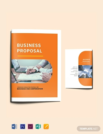 Template Proposal Bisnis: Free Download dan Cara Membuatnya