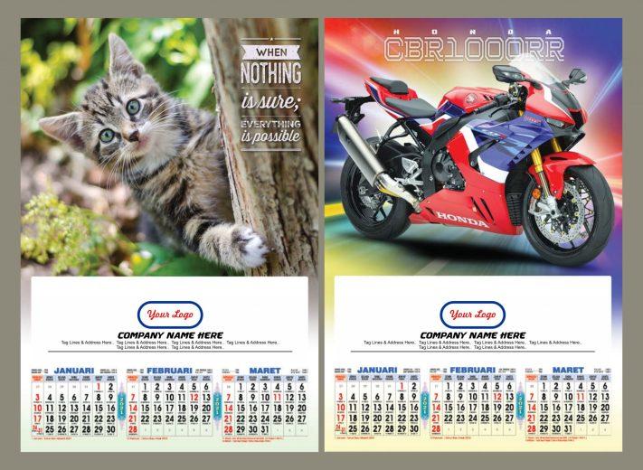 Seperti kalender 2021 triwulan ini,