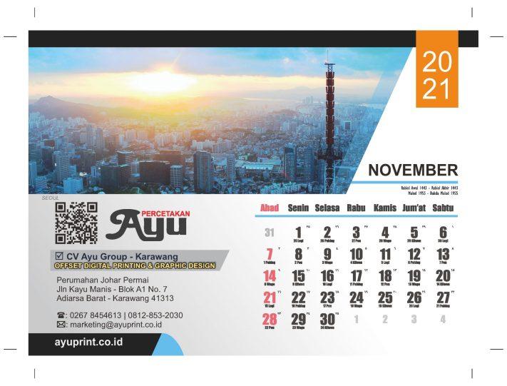 Free Download Calendar 2021 Vector PDF AI CDR Google Drive