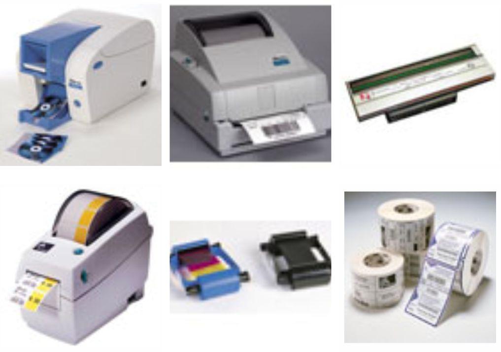 Eltron Barcode Label Printing