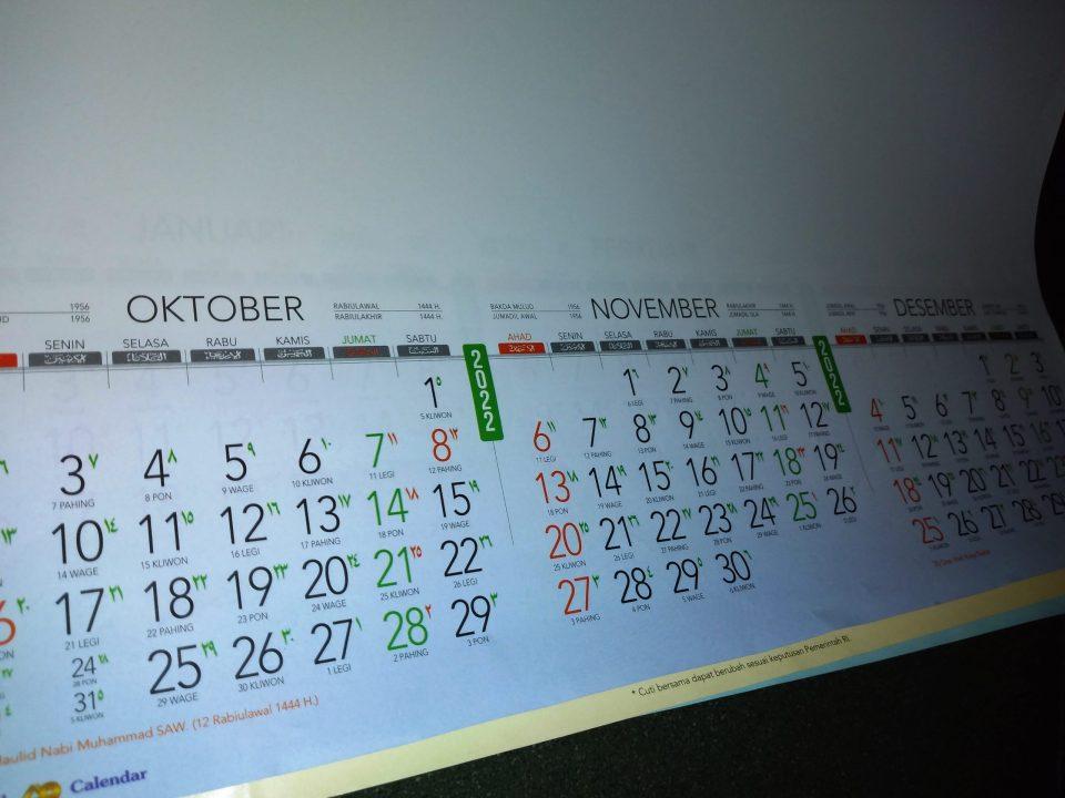 kalender Ao 2022