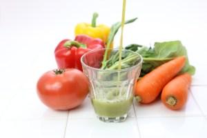 野菜スムージ/ファスティング