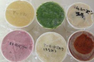手作りアイスクリーム レシピ