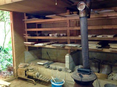 阿蘇坊窯 工房