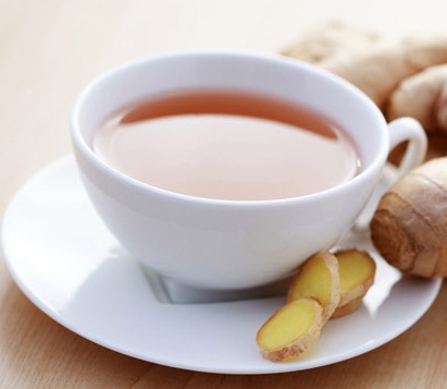 Ginger tea Image source - https://www.flickr.com/photos/46201732@N06/9272895531/sizes/o/