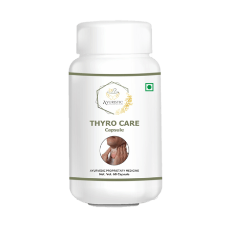Thyro Care capsule 500 mg