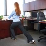 leg stretch exercise