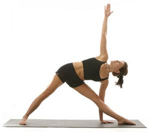 Traingle Posture