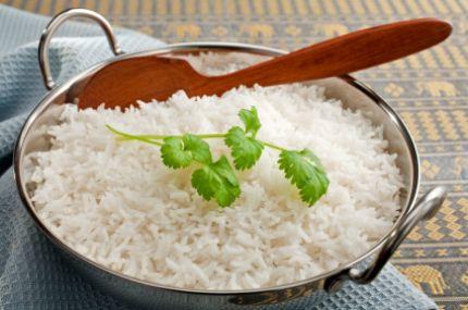 Basmati rice for health