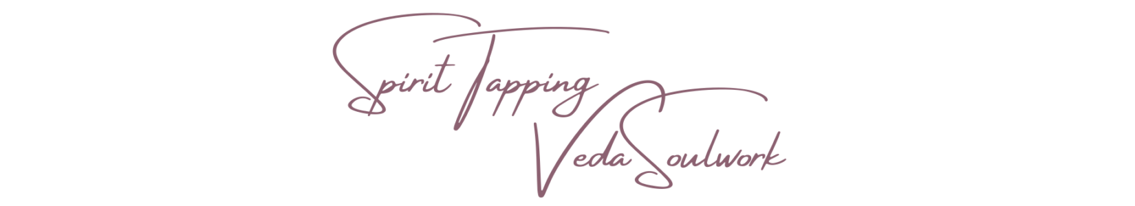 AH Spirit Tapping Veda Soulwork 1650x350px