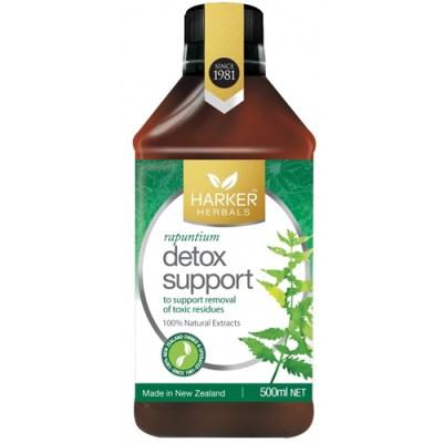 Detox Support (Rapuntium) 500ml - SKU MHDSR