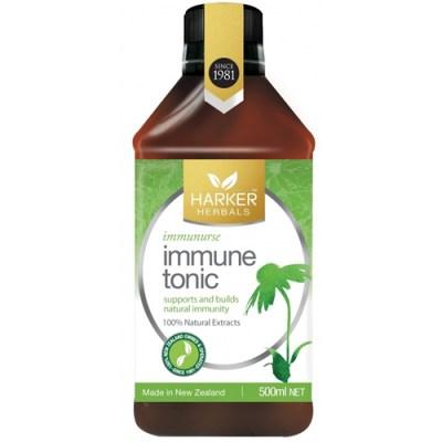 Harker Herbals Immunetonic 500ml - SKU MHIMN500