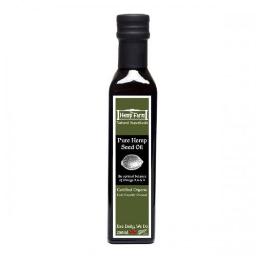 Hemp Farm Hemp Seed Oil 250ml - SKU HFHSO250