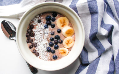 Cacao Chia Bliss Bowl