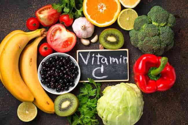 vitamin C skin & health benfits