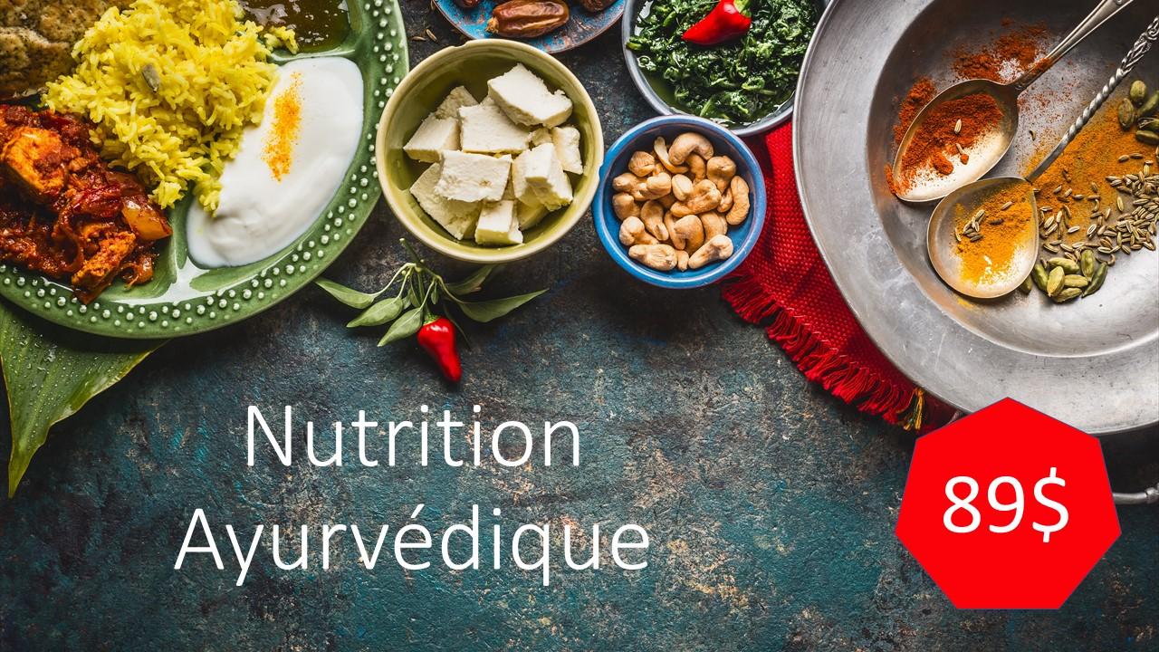 Nutrition Ayurvédique