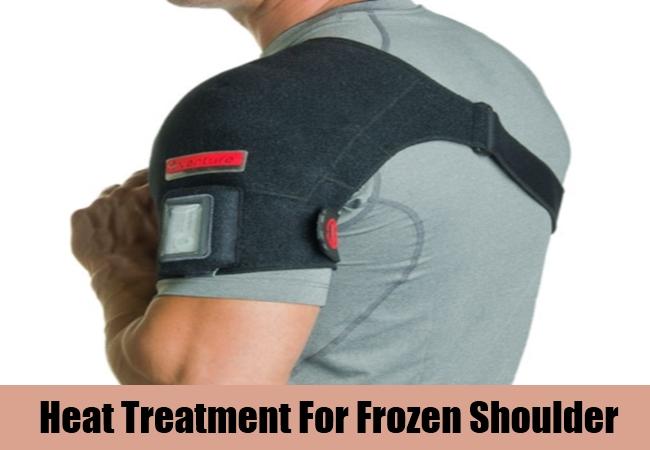 Heat Treatment For Frozen Shoulder
