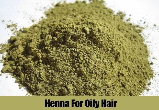 Henna For Oily Hair