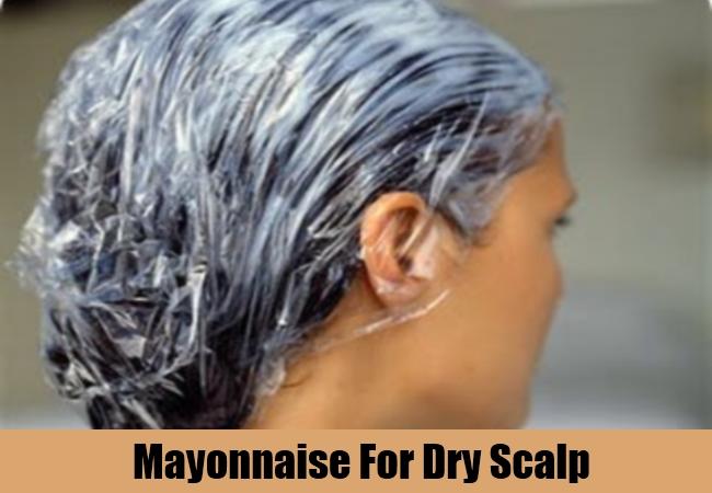 Mayonnaise For Dry Scalp
