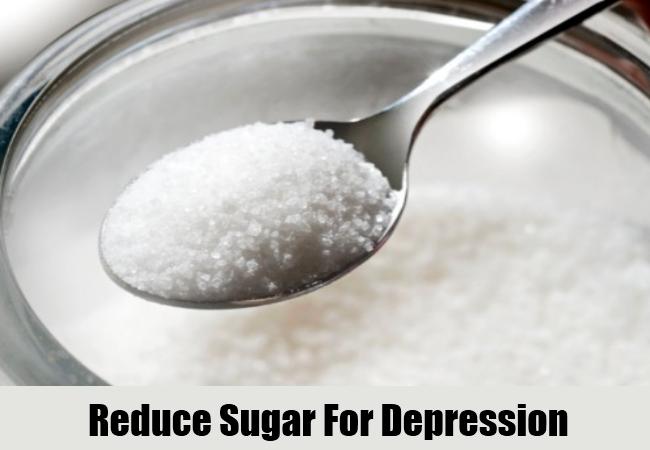 Reduce Sugar For Depression
