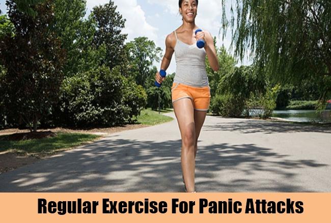 Regular Exercise For Panic Attacks
