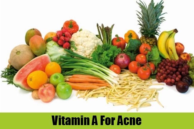 Vitamin A For Acne