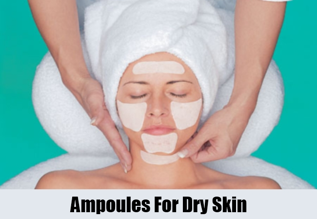 Ampoules For Dry Skin