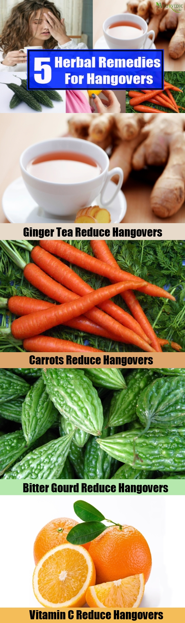 Effective Herbal Remedies For Hangovers