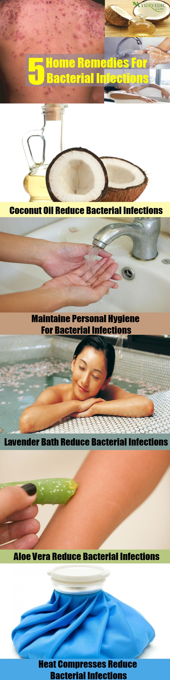 Effective Home Remedies For Bacterial Infections