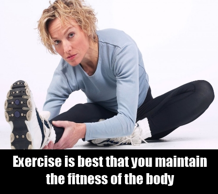 Exercise Well