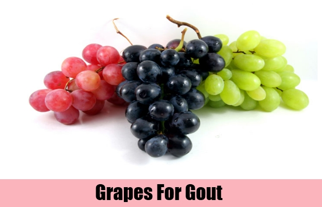 Grapes For Gout