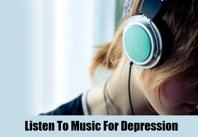 Listen To Music For Depression
