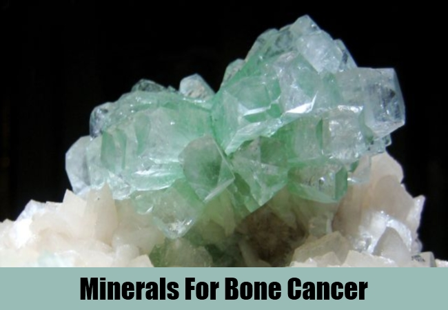 Minerals For Bone Cancer