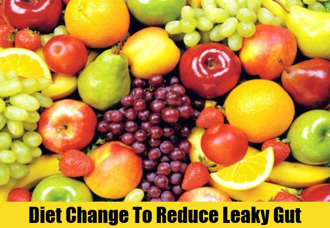 Diet Change To Reduce Leaky Gut