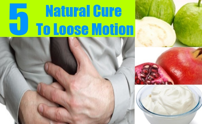 Natural Cure To Loose Motion