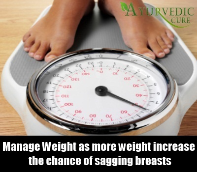 manage weight