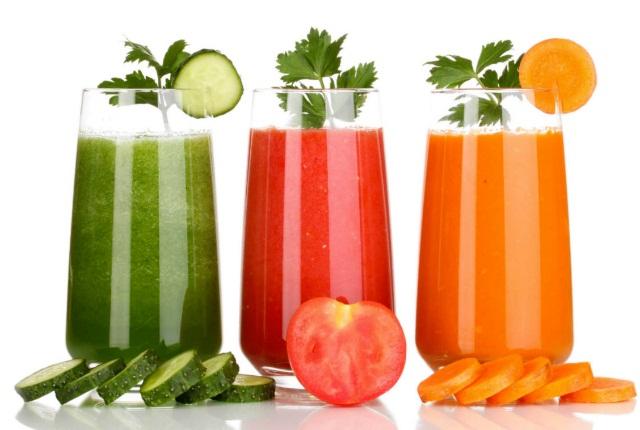 Consume Vegetable Juice