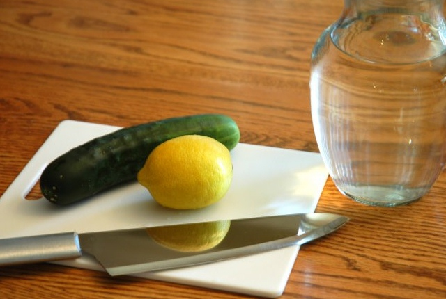 Cucumber And Lemon