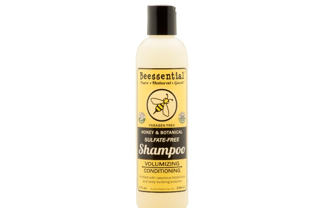 Beessential Botanicals Honey Shampoo