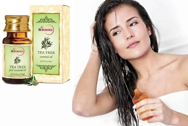 Apply Tea Tree Oil