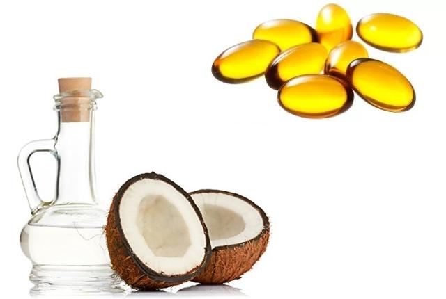 Mix Coconut Oil With Vitamin E Oil