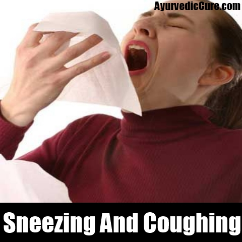 Sneezing And Coughing