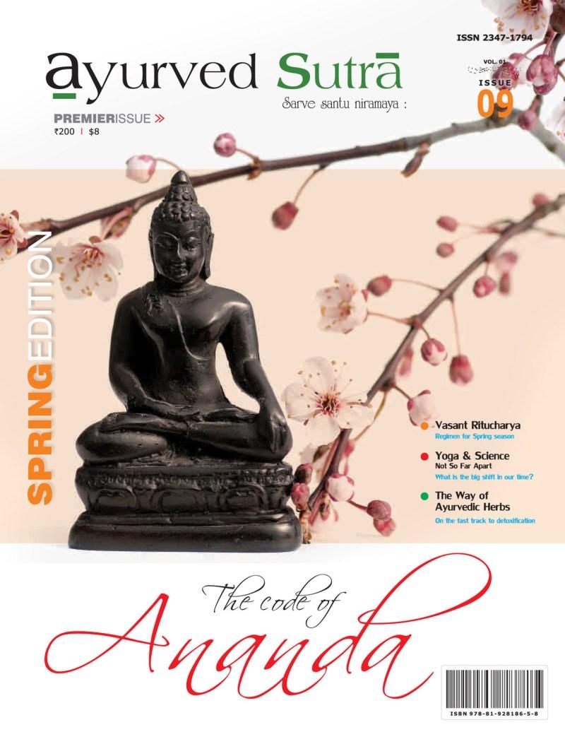Ayurvedsutra - Issue 9 - Spring Special