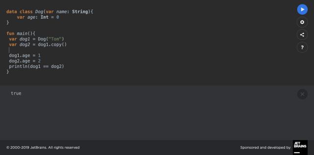 data classes kotlin